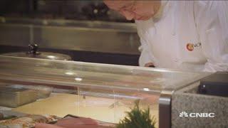 Celebrity chef Nobu's top picks for eating sushi | Squawk Box Europe