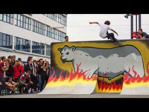 Chaos and Skateboarding in Copenhagen | CPH Open Highlights - default