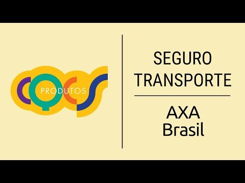 Imagem post: Com Seguro de transporte, AXA oferece produto para o Corretor vender mais