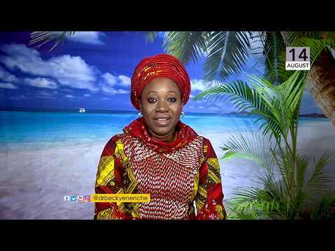 Dr Becky Paul-Enenche - SEEDS OF DESTINY  WEDNESDAY 14TH AUGUST 2019