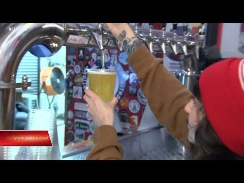 Mỹ: Bia miễn phí cho nhân viên chính phủ không được lãnh lương (VOA)