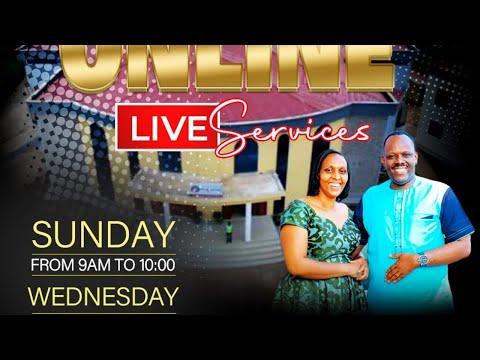 FOURSQUARE TV  SUNDAY SERVICE WITH BISHOP DR. FIDELE MASENGO11.07.2021
