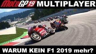 🔴WARUM kein F1 2019 mehr? & MotoGP 19(PS4) Community Runden [GERMAN] PS4 Gameplay🏁