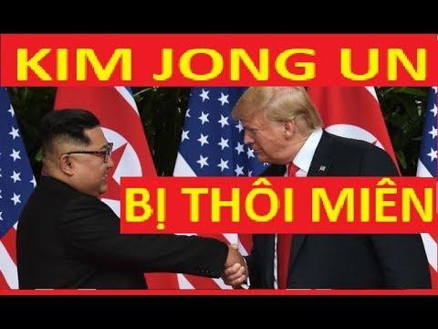 Tài thôi miên của TT Trump trong cuộc gặp Kim Jong Un