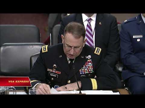 Tư lệnh Mỹ: Triều Tiên vẫn là mối đe dọa  (VOA)