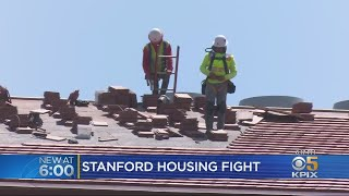 Stanford Expansion Plans Run Into Opposition Over Lack Of Worker Housing