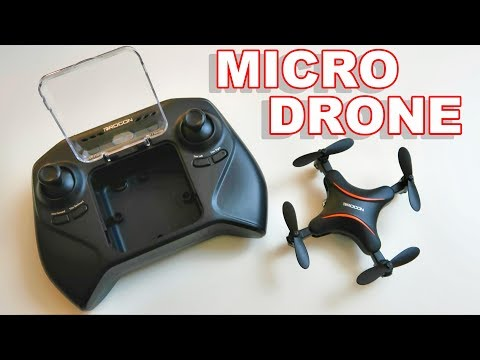 Easy To Fly Amazon Indoor Micro Drone Under $40 For Beginners - Drocon DC-65 - TheRcSaylors - UCYWhRC3xtD_acDIZdr53huA