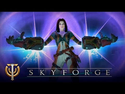 Skyforge - Kinetic Class Training Gameplay - Closed Beta - F2P - RU(EN) - UCZuy_lL6pcrFCDEbEoumrlw