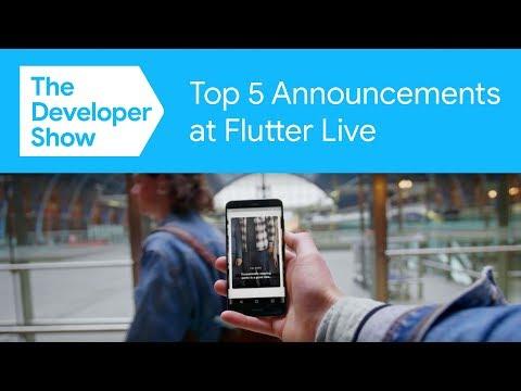 Flutter 1.0, Square Reader SDK, 2Dimensions Flare, & More! (Flutter Live Top 5 Recap) - UC_x5XG1OV2P6uZZ5FSM9Ttw