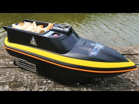 Electric Fishing RC BAIT BOAT - TheRcSaylors - UCYWhRC3xtD_acDIZdr53huA