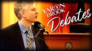 Yaron Debates: Lessons from the Financial Crisis: More Government or Less? with Peter Kadzis