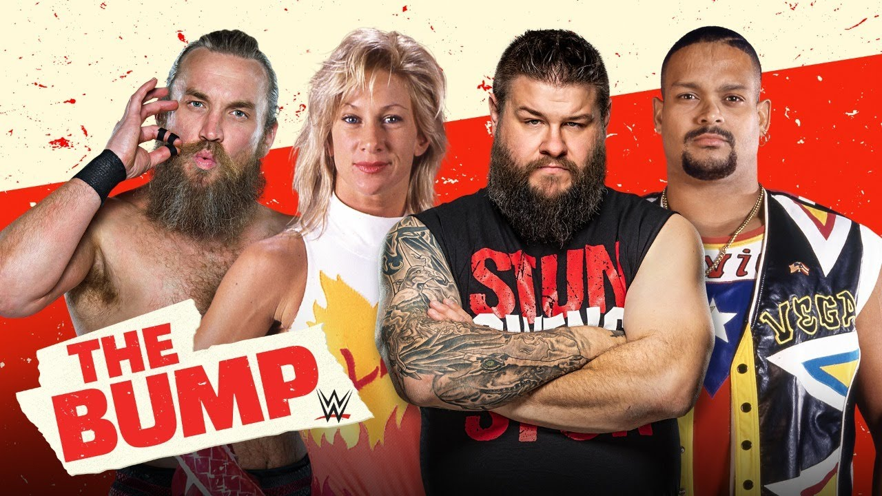 """Stunner successor Kevin Owens celebrates """"Stone Cold"""" Week: WWE's The Bump, March 17, 2021"""
