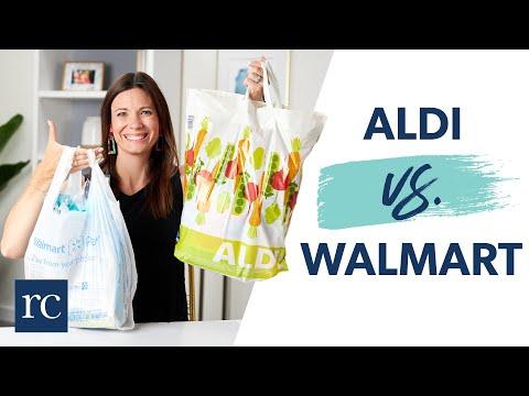 Aldi vs Walmart  Which One Is Cheaper