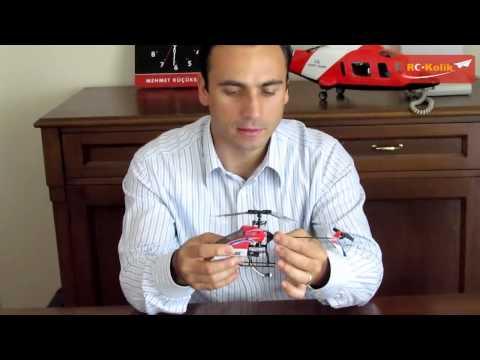 Blade mCPx V2 - 6 Kanal Micro Heli Kutu İnceleme