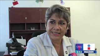 Madre da a luz en el estacionamiento de un hospital en Guanajuato | Noticias con Yuriria Sierra