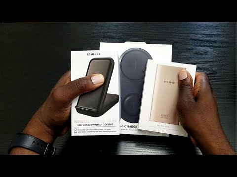 Samsung | Fast Wireless Chargers and Battery Pack Unboxing - UCFvKwyU-B8thcP6VlWhPhZQ