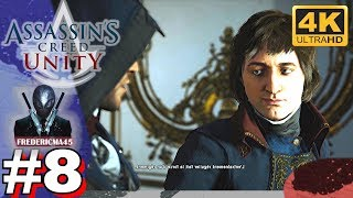 ASSASSIN'S CREED UNITY [FR] Séquence 8 100% Synchro 4K