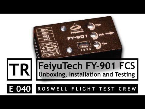 RFTC: FeiyuTech FY-901 Multirotor Flight Control System from HobbyKing - UC7he88s5y9vM3VlRriggs7A