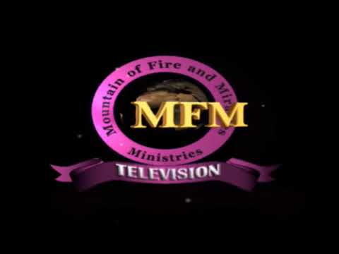 MFM SPECIAL MANNA WATER SERVICE WEDNESDAY MARCH 25TH 2020