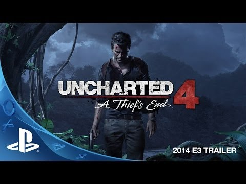 Uncharted 4: A Thief's End E3 2014 Trailer (PS4) - UC-2Y8dQb0S6DtpxNgAKoJKA