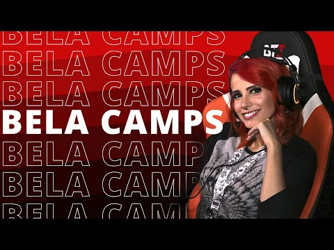 BelaCamps - Unboxing e Montagem Cadeira Gamer DT3sports