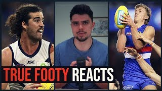 AFL Round 7 (2019) | TRUE FOOTY REACTS
