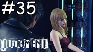 The Mysterious Beauty【Judgement】#35