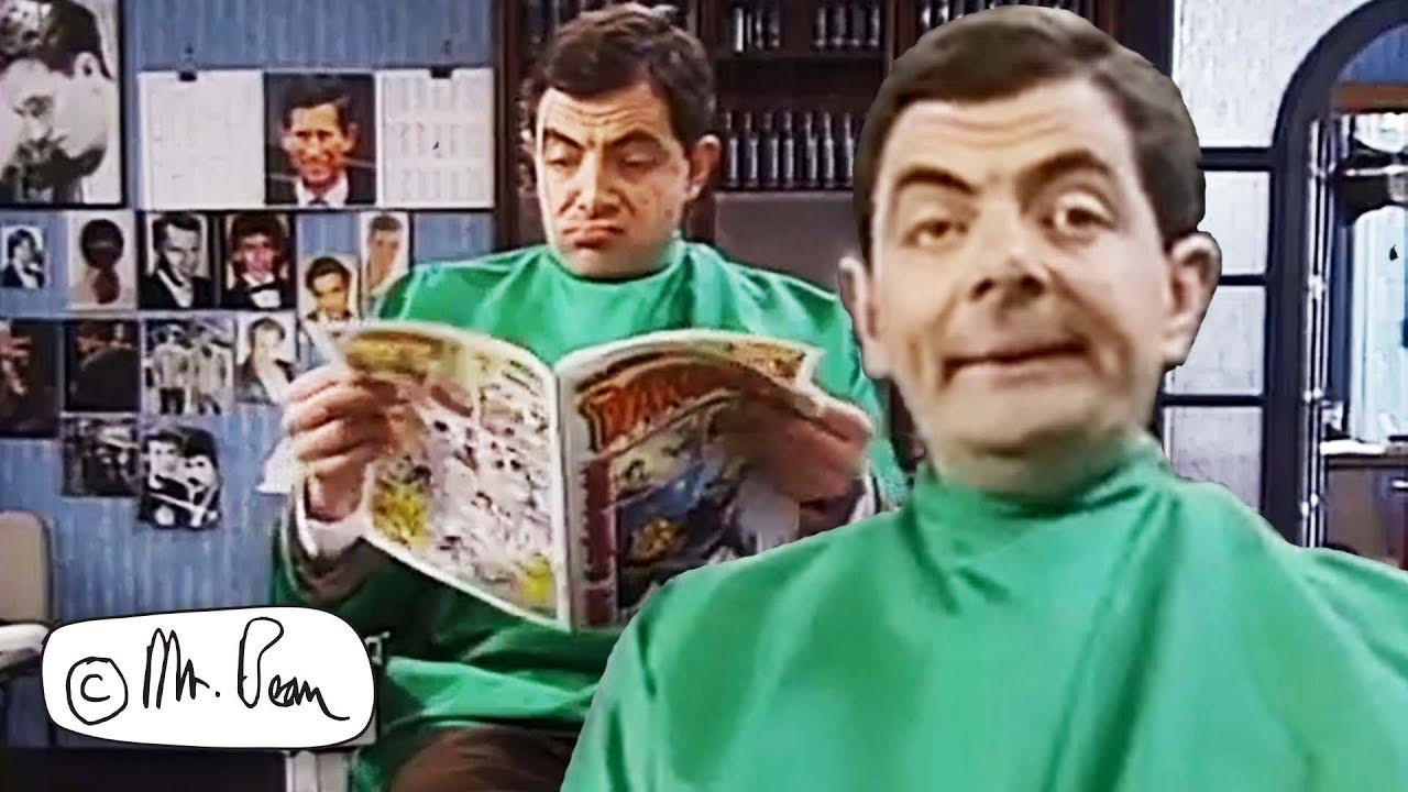 Mr Bean PROFESSIONAL HAIRDRESSER | Mr Bean Full Episode | Mr Bean Official