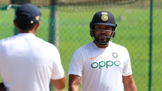 Watch: Kohli preferred Vihari over Rohit for this reason in first test in Antigua