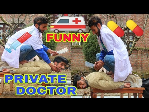 Private Doctor funny video by kashmiri rounders - UCLwbrCRNRVk7TXdedoHzKnw