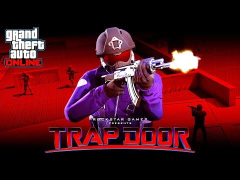 GTA 5 *NEW* TRAP DOOR GAME MODE!! (GTA 5 Online) - UC2wKfjlioOCLP4xQMOWNcgg