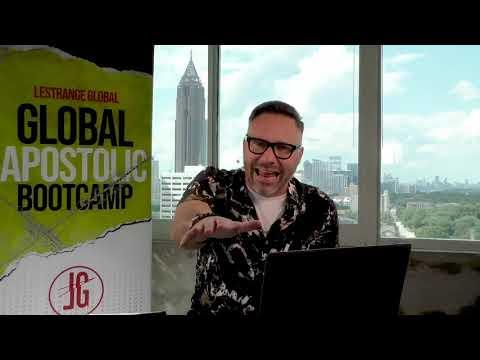 Speak Peak of Apostolic Entrepreneurship Session!