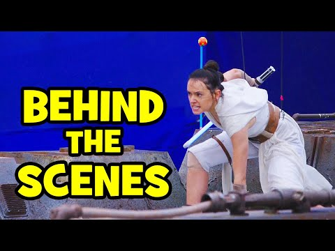 THE RISE OF SKYWALKER Official Behind The Scenes Clips & Bloopers - UCS5C4dC1Vc3EzgeDO-Wu3Mg