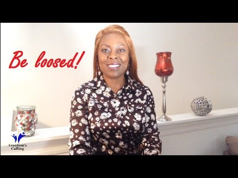 WEDNESDAY WORD - Unshackled!