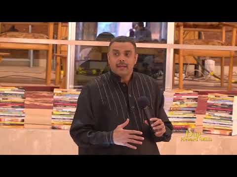 HEALING JESUS CAMPAIGN PASTOR'S CONFERENCE  HOW SOMEBODY BECOMES A JUDAS
