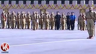 IPS Passing Out Parade At National Police Academy | V6 Telugu News