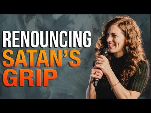 Renouncing The Grip Of Satan  @Apostle Kathryn Krick