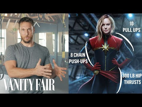 How a Celebrity Trainer Gets Actors in Shape for Movies | Vanity Fair - UCIsbLox_y9dCIMLd8tdC6qg