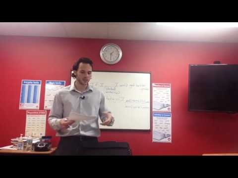 OTP English Lesson - Richard - Second Conditional Structure & Usages