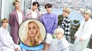 BTS Team Up with Zara Larsson for New Song