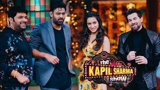 The Kapil Sharma Show Join Prabhas & Shraddha Kapoor