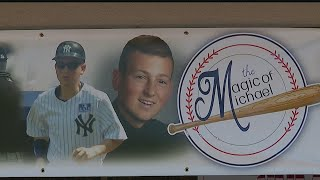 Annual golf outing raises money for children in honor of MLB umpire's son