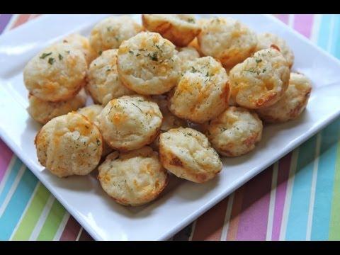 Cheddar Herb Muffin Bites Recipe - UCubwl8dqXbXc-rYE8MOSUnQ