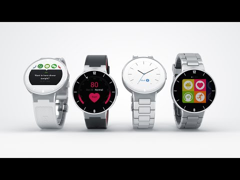 Alcatel OneTouch Watch Hands On: Affordable and for All Uses - UCbR6jJpva9VIIAHTse4C3hw