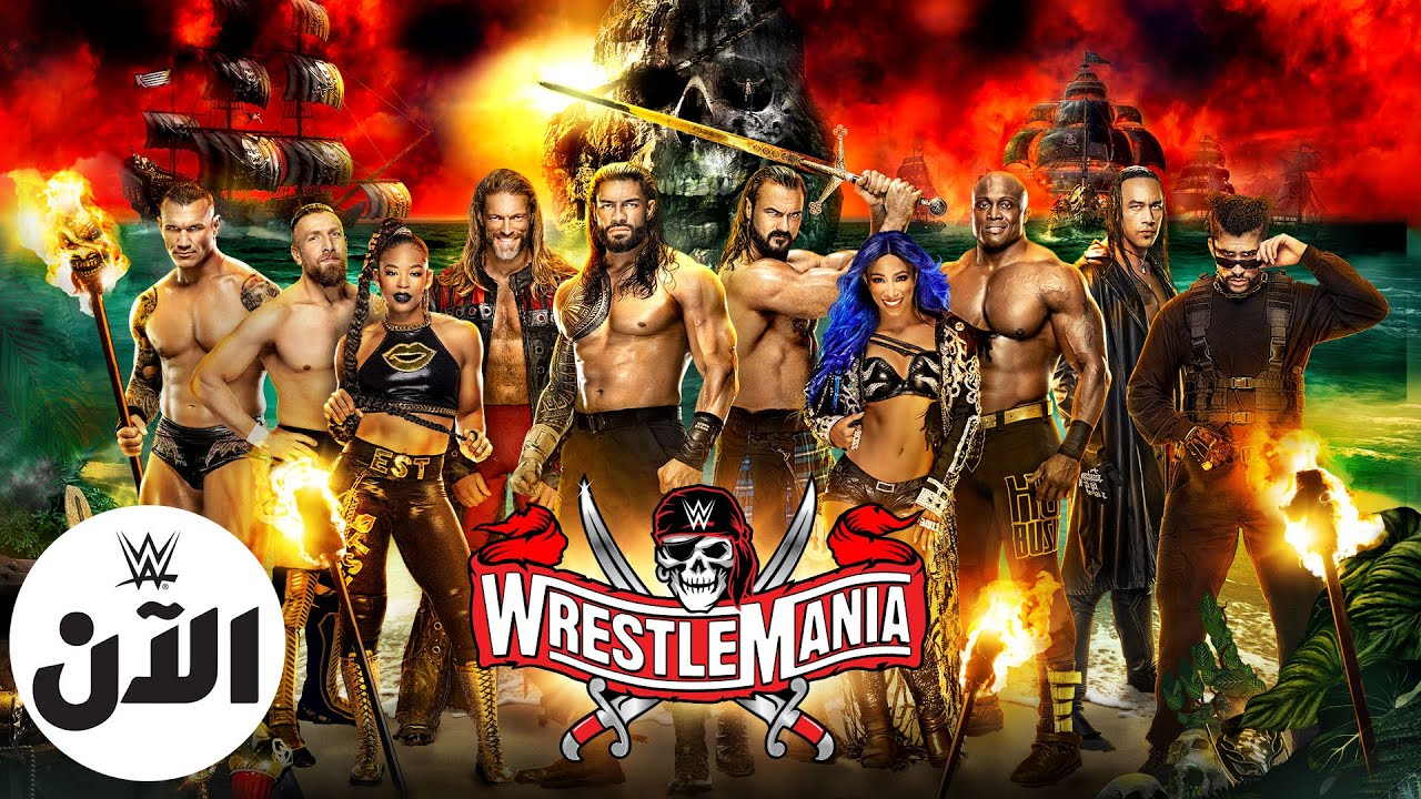 WWE AL AN WrestleMania 37 Roundtable