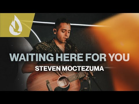 Waiting Here for You (by Martin Smith)  Acoustic Worship Cover by Steven Moctezuma