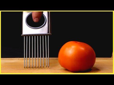 ТОП 5 ГАДЖЕТОВ ДЛЯ ЕДЫ! Невероятные изобретения для кухни! - UCzX_fFigOHriLK5Ji0G9fBw