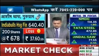 Sauda Apka view of Prakash Gaba on Indiabulls hsg Wipro J&K Bank BSE