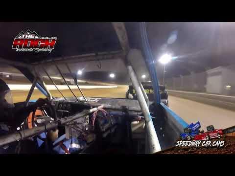#31 Jesse Parker - Hornet - Rockcastle Speedway - InCar Camera - dirt track racing video image