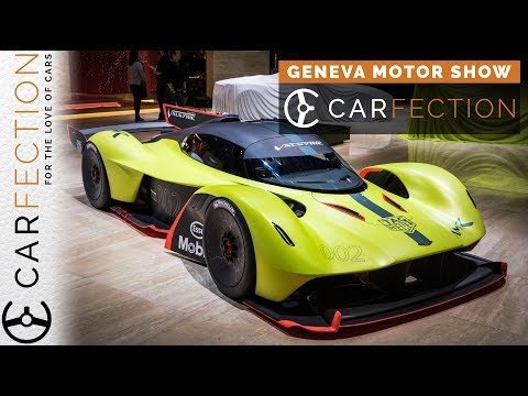 Aston Martin Valkyrie AMR Pro: Terrifying Speed - Carfection - UCwuDqQjo53xnxWKRVfw_41w